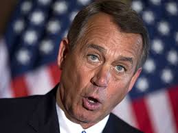 Tanned, rested and ignorant: John Boehner