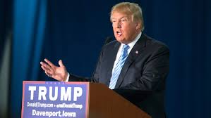 Trump calls for more of the ethanol scam in Iowa...who is fighting the estabs again?