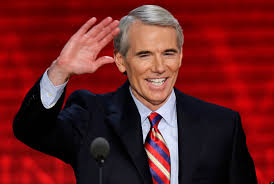 Establishment Figure Rob Portman won his Senate race in Ohio by twice what Trump won Ohio by for President. Coattails where again?