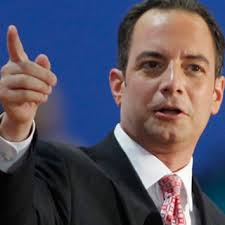 SHOCK: The most glowing words by Trump during his victory speech were reserved for.....REINCE PREIBUS!